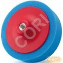 Eponge bleue de polissage M14x200