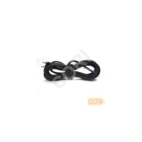 Cordon en caoutchouc 3 m norme HO5RRF en 2x1,5