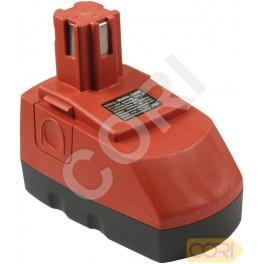 Batterie HP1106 pour électroportatif Hilti