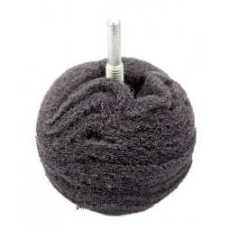 Balle abrasive  grain tr?  fin D75mm - P1000 - BA360